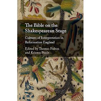 Biblia en el escenario de Shakespeare por Thomas Fulton