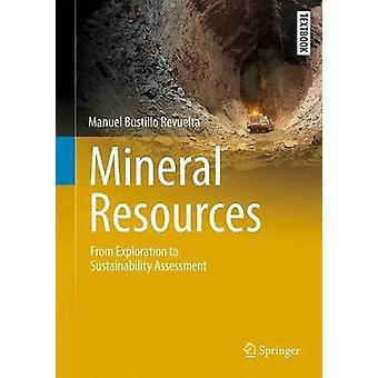 Mineral Resources par Manuel Bustillo Revuelta