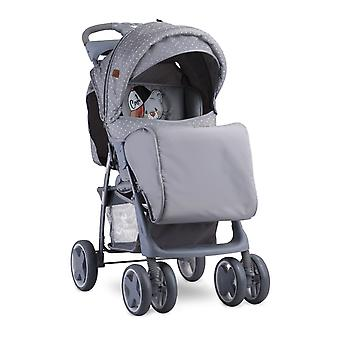 Lorelli stroller, Buggy Foxy, foot cover, backrest adjustable, sunroof