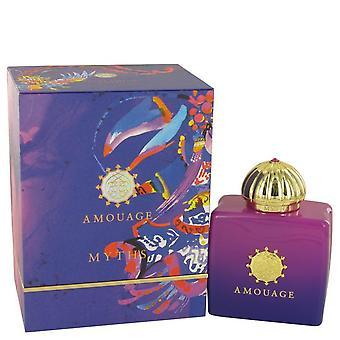 Amouage myths eau de parfum spray by amouage   537643 100 ml