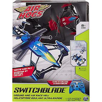 Air Hogs Switch Blade RC Helicopter (Styles Vary) for Ages 8+