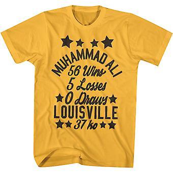 American Classics Muhammad Ali Stars T-Shirt - Ingwer