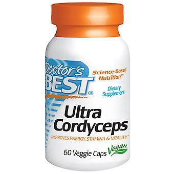 Ultra Cordyceps (60 Veggie Caps)-arts ' s beste
