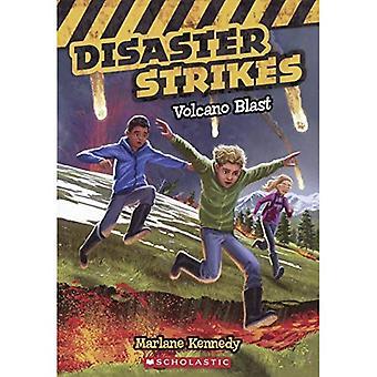 Explosão do vulcão (greves de desastre)