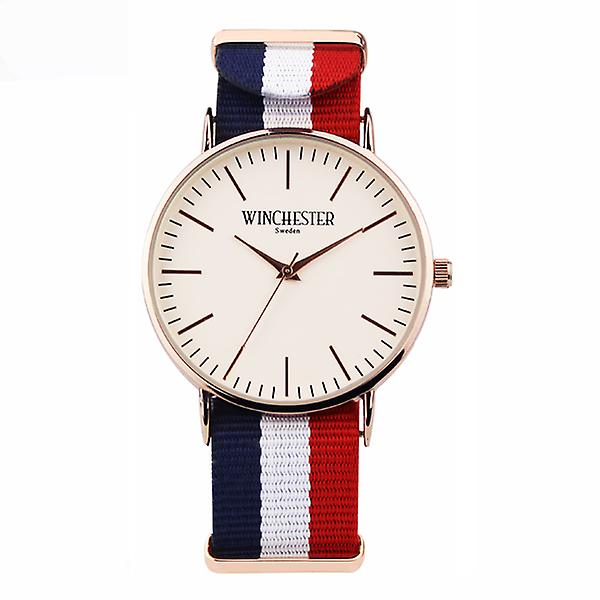 NATO band men's lady watch Winchester of Sweden france