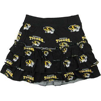 Missouri Tigers NCAA Girls Tiered Skirt