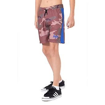 Hype Northern Camo Kids Shorts