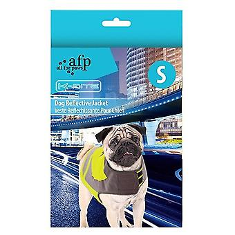 AFP Chaqueta K-Nite Reflectante  S-M (Dogs , Dog Clothes , Waistcoats)
