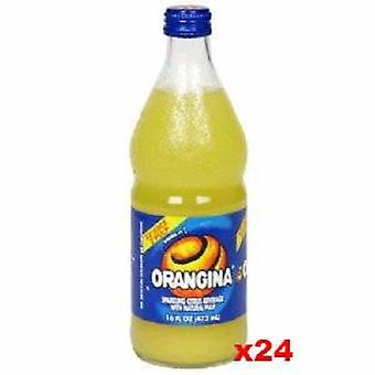 Orangina Mousserande Citrus-( 296 Ml X 24 Flaskor )