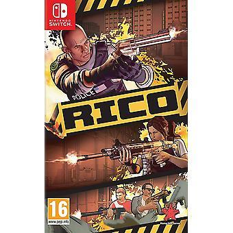 R.I.C.O. Nintendo Switch Game