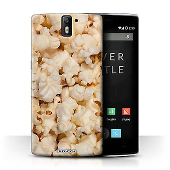 STUFF4 Case/Cover for OnePlus One/Popcorn/Snacks