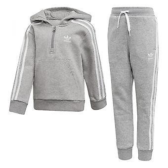 Adidas Originals Fleece Hoodie DV2843 Trainingsanzug Set