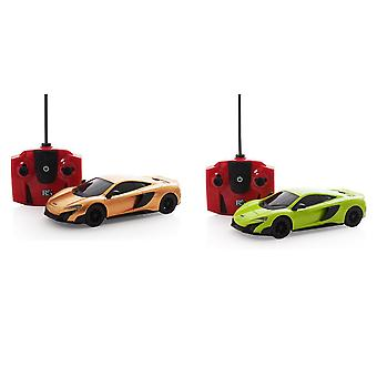 Mclaren G75LT Official RC Radio Remote Controlled Car Scale 1.24