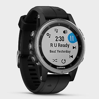 New Garmin Fenix 5S Plus Multi-Sport Training Sports Gps Watch Black