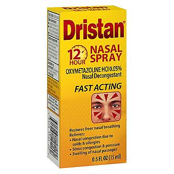Dristan 12 ore spray decongestionante nasale, 0,5 oz
