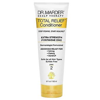 Dr. marder scalp conditioner with zinc, total relief, 6 oz