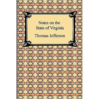Notes on the State of Virginia by Jefferson & Thomas