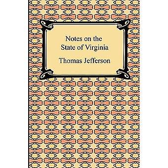 Hinweise zu den US-Bundesstaat Virginia durch Jefferson & Thomas