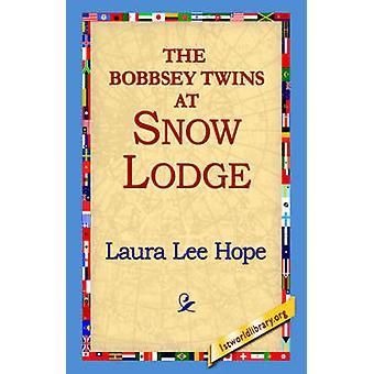 Les jumeaux de Bobbsey Snow Lodge par espoir & Laura Lee