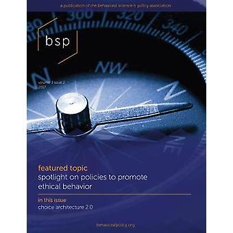 Ciencia del comportamiento & Policy - Volumen 3 - Número 2 por Craig R. Fox