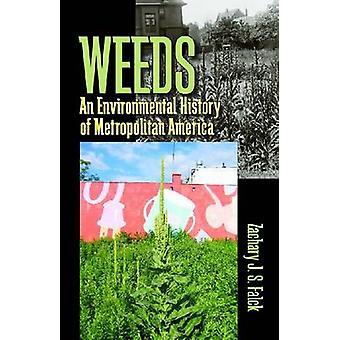 Weeds - Metropolitan Amerikan Zachary j. ympäristö historia