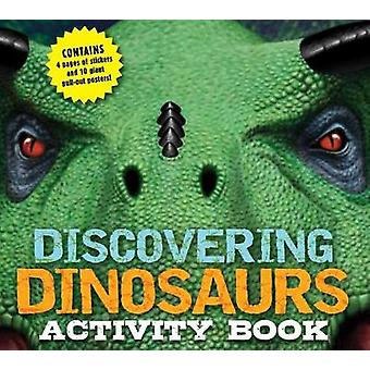 Discovering Dinosaurs Actvity Book by Cider Mill Press - 978160433845