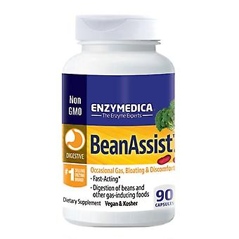 Enzymedica BeanAssist Capsules 90 (31034)