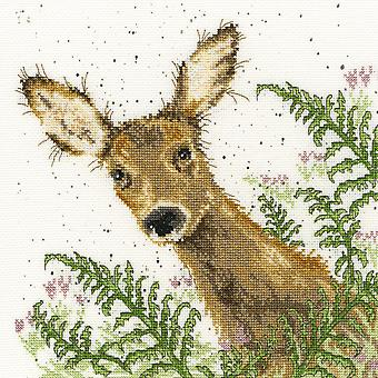 Bothy Threads Cross Stitch Kit - Doe A Deer
