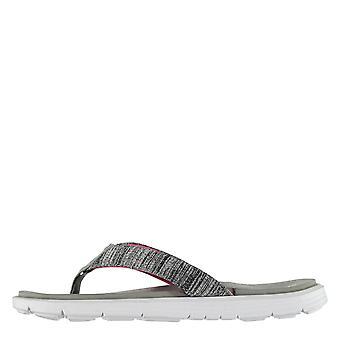 Kangol naisten irene toe post sandaalit hyvät tasainen kengät kesäliuska päällä