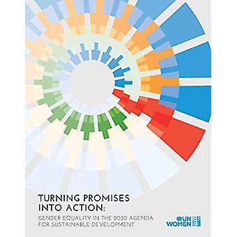 Turning promises into action - gender equality in the 2030 agenda for