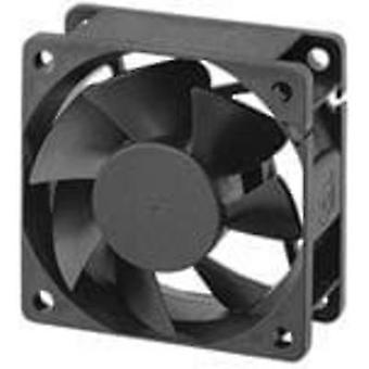 Sunon Axial fan 12 V DC 27.2 m³/h (L x W x H) 60 x 60 x 25 mm