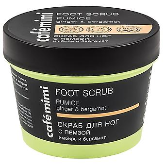 Cafe Mimi Pomez Stone Foot Scrub 110 ml