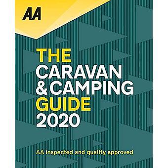 AA Caravan & Camping Guide 2020 - 9780749582005 Book
