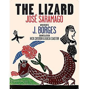 The Lizard by Jose Saramago - 9781609809331 Book