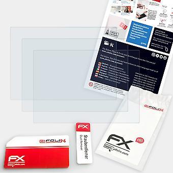 atFoliX 3x Screen Protection Film compatibel met Fujifilm X-T2 Screen Protector mat en schokbestendig