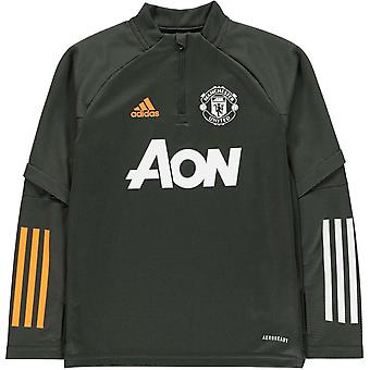 adidas Manchester United Training Top 2020 2021 Junior