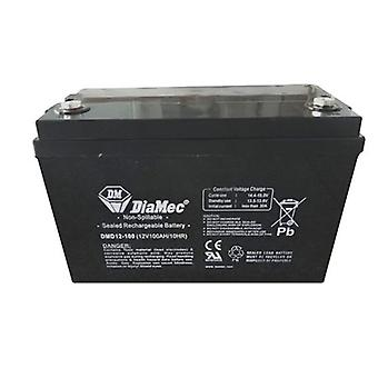 TechBrands 12V AGM Deep Cycle Battery