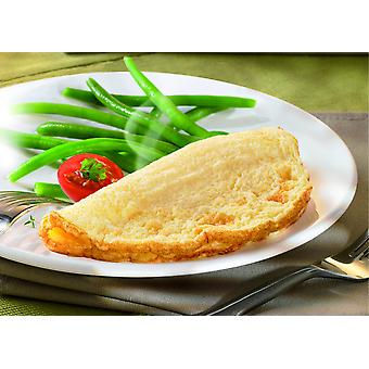 Crown Frozen Free Range Folded Plain Omelettes