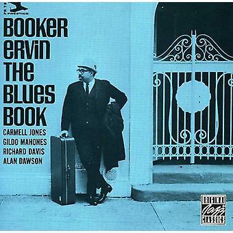 Booker Ervin - Blues bok [CD] USA import