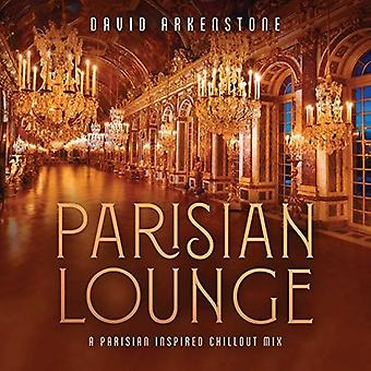 David Arkenstone - Parisian Lounge [CD] USA import