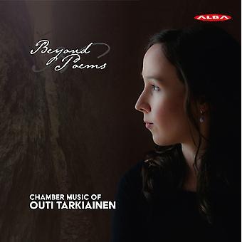 Tarkiainen / Kamus String Quartet - Beyond Poems [CD] USA import