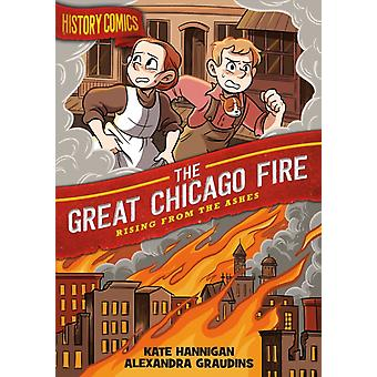 History Comics  The Great Chicago Fire by Kate Hannigan