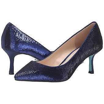 Blue by Betsey Johnson Women's Sb-Kamie Heeled Sandal