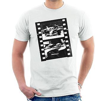 Motorsport Images Sauber C21 Alongside BAR 004 Men's T-Shirt