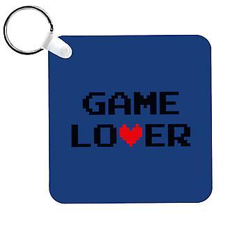 Game Lover Keyring