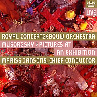 M. Mussorgsky - Musorgsky: Pictures at an Exhibition [SACD] USA import