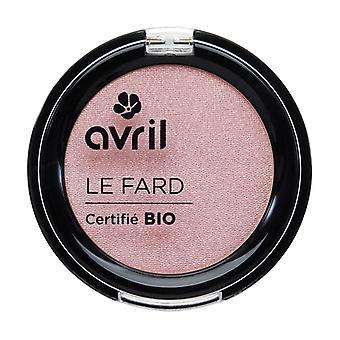 Organic makeup foundation Aurora 2,5 g of powder
