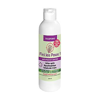 Anti-lice and nits shampoo 200 ml
