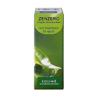 Ginger essential oil 10 ml of oil
