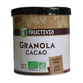 Crispy cocoa-hazelnut granola 250 g
